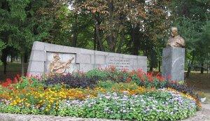 Пам'ятнику Кобзареві у Рівному вже 80 років