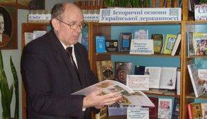 Вітаємо із 70-ти річним ювілеєм Миколу Кащука,  письменника, сатирика, гумориста