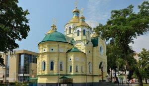 125 років від дня освячення Свято – Воскресенського кафедрального собору міста Рівне