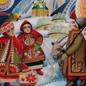 Віночок зимових народних свят