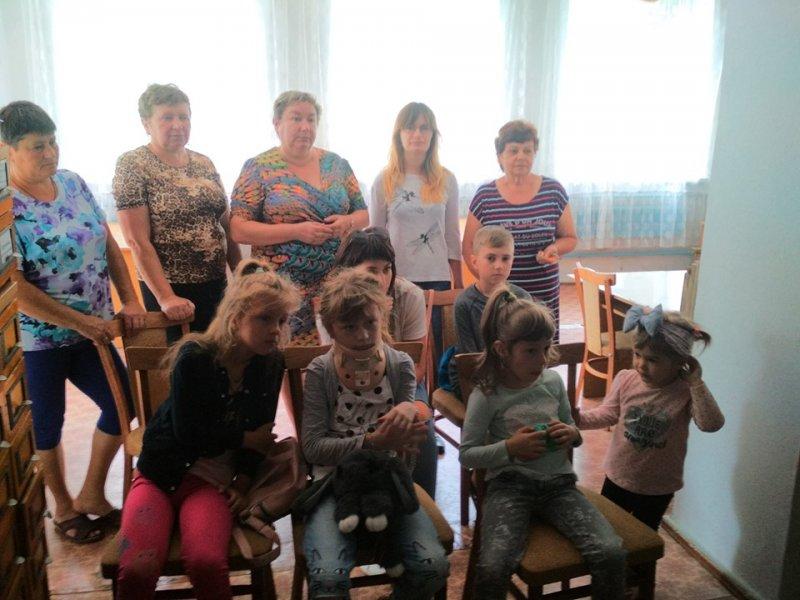 Квест «Відкрий Україну через бібліотеку» у «Бібліотеці під відкритим небом»