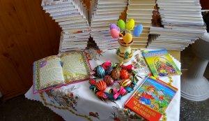 Етно колаж «Славимо Великдень» у Центральній дитячій бібліотеці