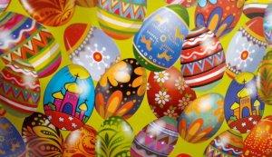 """Виставка-інсталяція «Великдень – це свято свят!"""""""