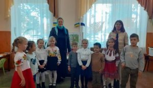 Святковий експрес «Усі шляхи ведуть до бібліотеки» До Всеукраїнського  Дня бібліотек.
