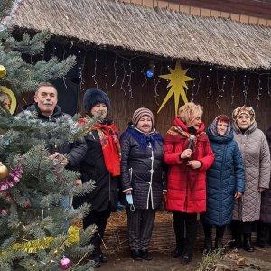 Фото звіт XIII фестивалю колядок «Різдвяна зірка засіяла» на сайт та фейсбук